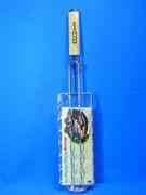 Решетка-гриль KAM-tools 240*90 мм для сосисок хром
