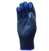 Перчатки резина  шерсть двойной вязки с ПВХ