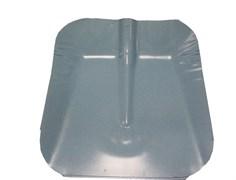 Лопата ЛС стальная  355*380 с накладкой