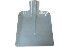 Лопата ЛС-7 алюминиевая  450*330 с накладкой