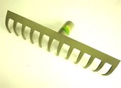Грабли 12 зубьев прямые