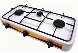 Газовая плита 3 конфорки