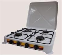 Плита газовая 4 конфорочная