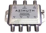 Мультисвитч пассивный AZIMUT MS-3401A (3*4)
