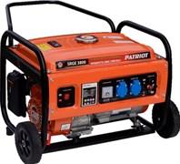 Генератор бензиновый PATRIOT SRGE 3800
