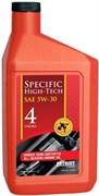Масло PATRIOT SPECIFIC HIGH-TECH 5W30 SJ/CF 0,946 л.