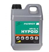 Масло трансмиссионное PATRIOT HYPOID APIGL-4 80W85 1,89л