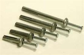 Дюбель-гвозди металлические