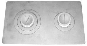 плита двухконфорочная П-2-3 710х410